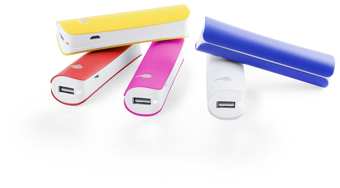 Power Bank personalizado para regalos de empresa