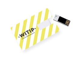 Tarjeta USB promocional
