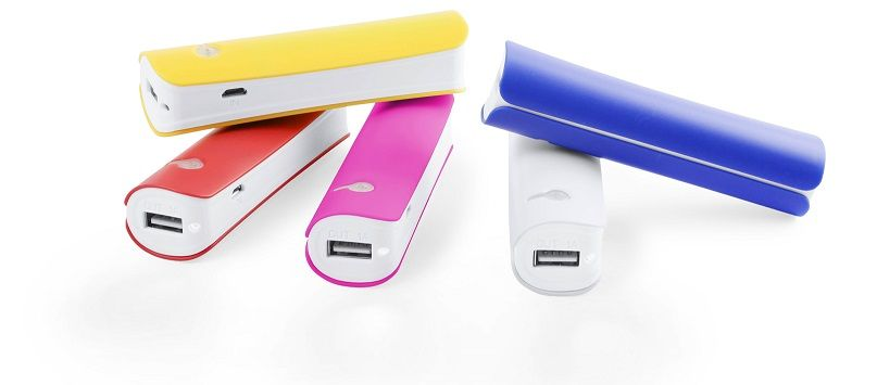 Power banks personalizados Hicer