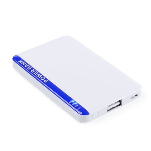 Power bank personalizados Vilek azul
