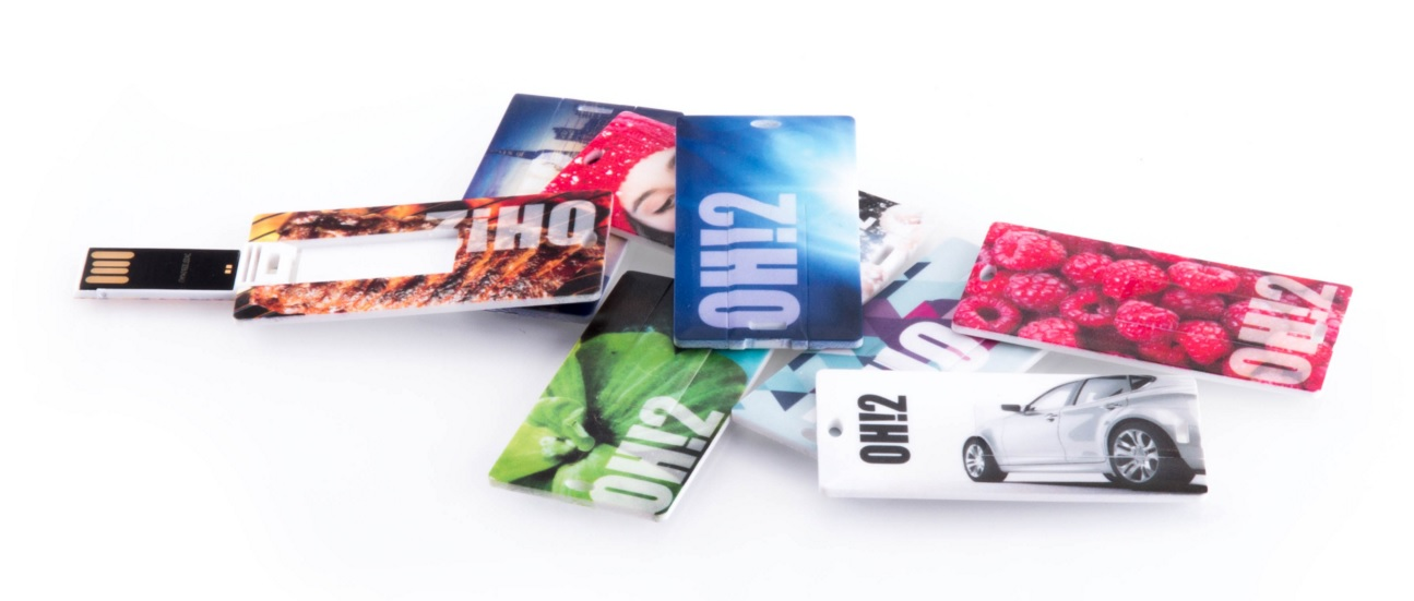 Tarjeta usb personalizada OH!2 - MyM Regalos Promocionales
