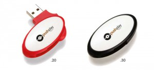 09440 Oval Stick USB 2.0